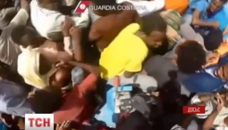 ООН подсчитала количество утонувших в Средиземном море мигрантов