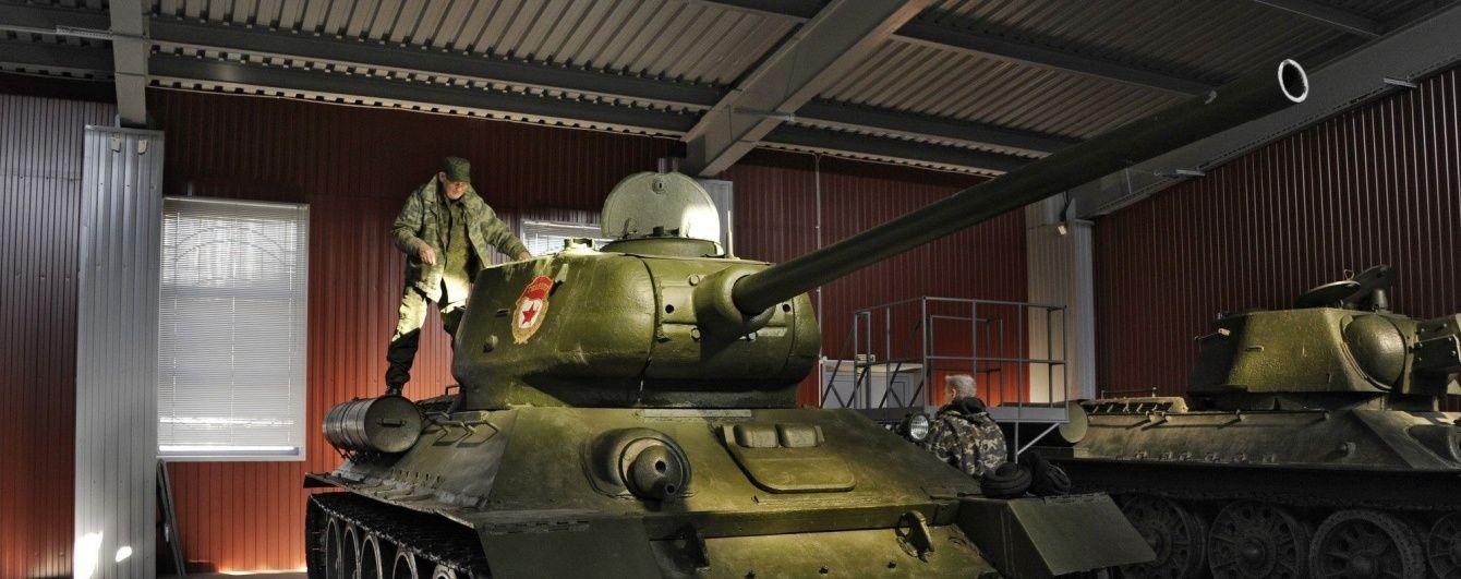 """У виробника танків """"Армата"""" виникли проблеми з постачанням техніки для армії Росії"""
