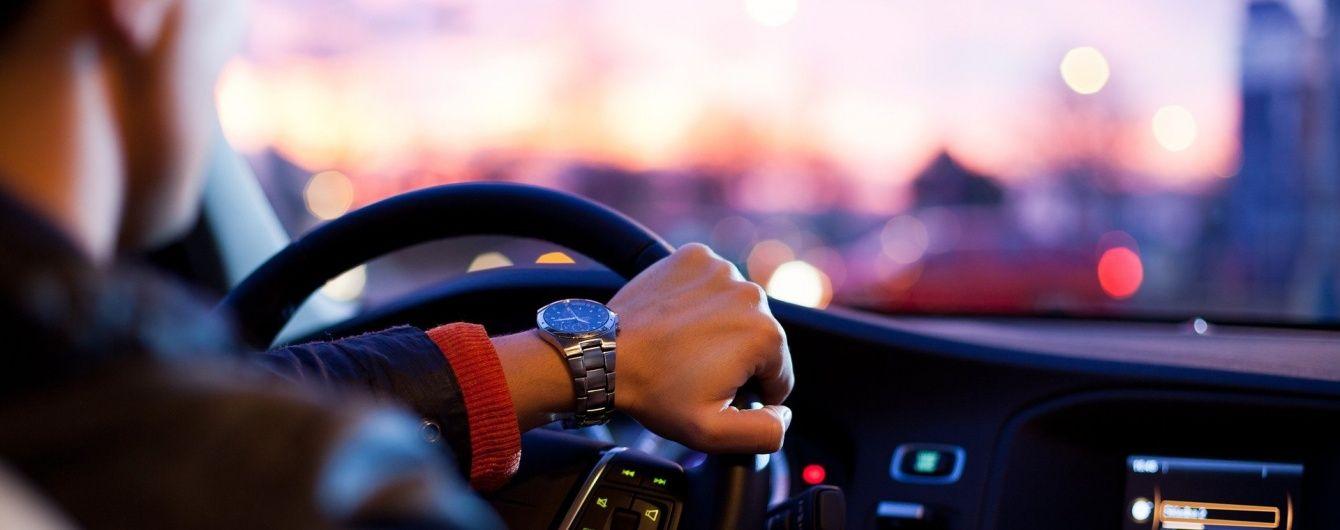 Українцям можуть спростити процедуру отримання водійських прав