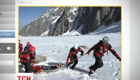 Двоє українських альпіністів загинули на Кавказі