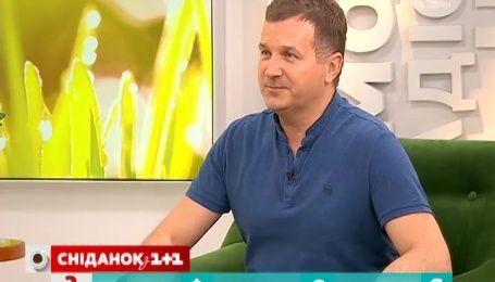 """Юрій Горбунов розповів про закулісне життя """"Голосу країни"""""""