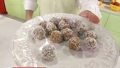 Рецепт невероятных конфет из моркови от Руслана Сеничкина