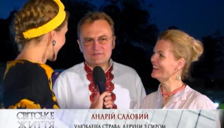 Андрей Садовый объяснил, почему Львов - хорошая локация для Евровидения