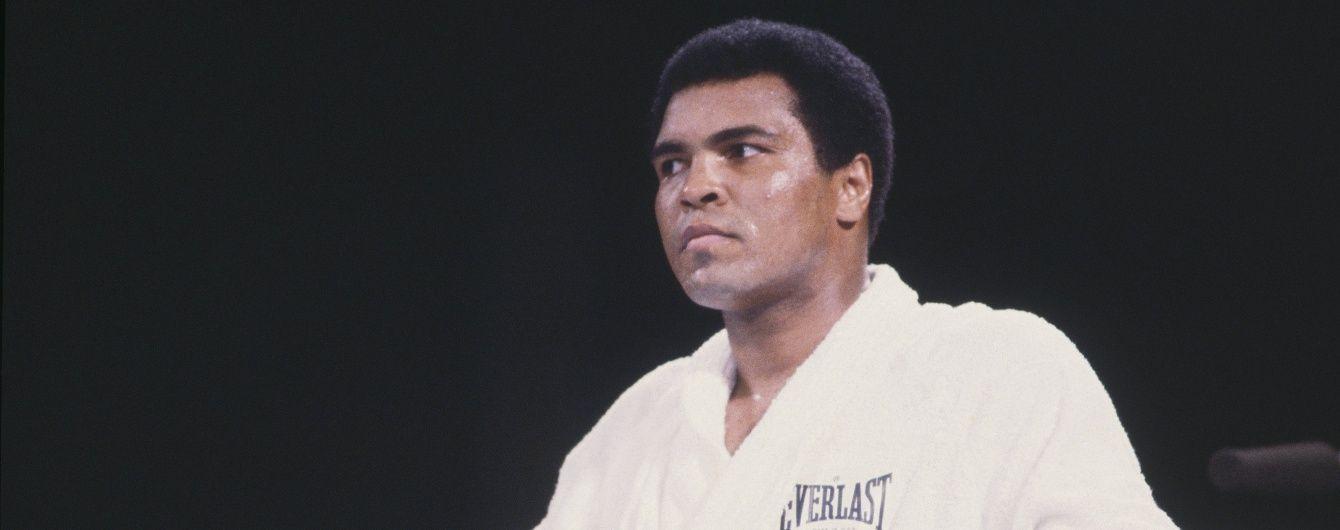 Легендарний боксер ХХ сторіччя: історія життя Мухаммеда Алі. Інфографіка