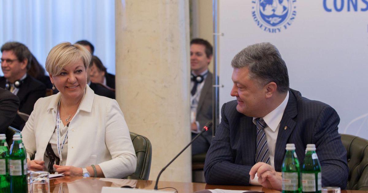 Під час зустрічі регіональних груп країн-членів МВФ та Світовому банку в Києві