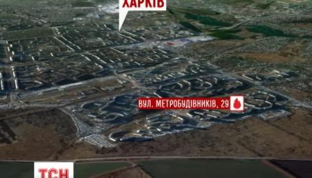 В Харькове произошел пожар в коллекторе теплосетей