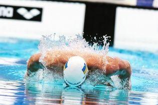 Український плавець Говоров встановив два рекорди на турнірі в Монте-Карло