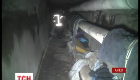 Троє людей загинули у колекторі тепломереж у Харкові