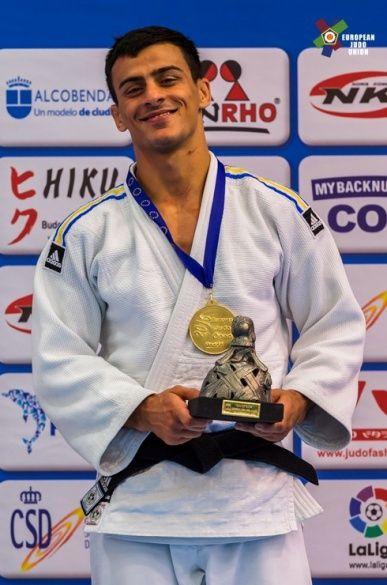 Георгій Зантарая переміг у Мадриді
