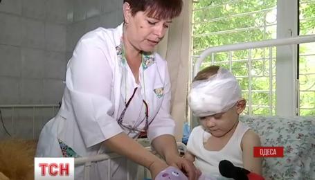 В Одессе готовят документы мальчика, которого неделю назад нашли на улице