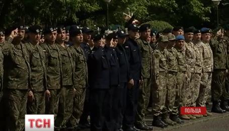 В Польше при участии украинских военных начались учения НАТО