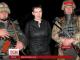 Надія Савченко зустрілася з бойовими товаришами в зоні АТО