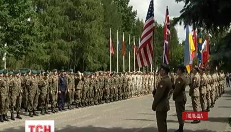 В Польше начались самые масштабные в истории страны учения НАТО