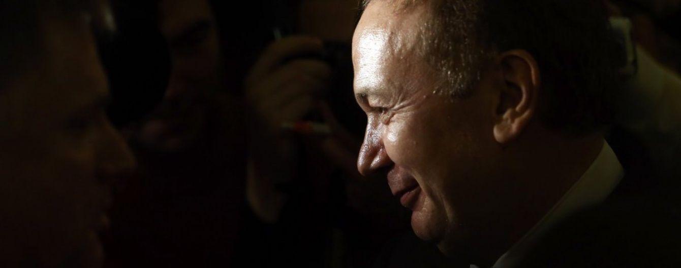 Европейский суд аннулировал санкции против Иванющенко, однако оставил в отношении Клименко