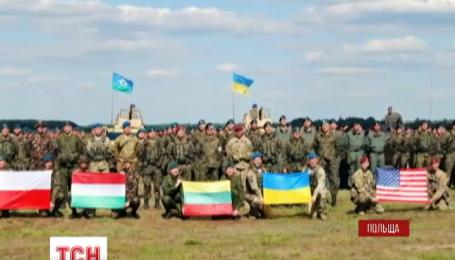 Самые масштабные учения НАТО начались в Польше