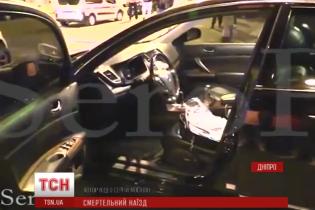 У Дніпрі шукають 20-річну водійку, яка винна у смерті двох людей