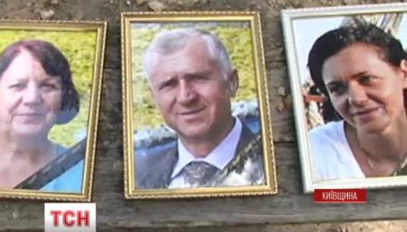 Пожилую пару и их взрослую дочь расстреляли в поселке Жорновка