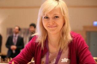 Українка Ушеніна стала чемпіонкою Європи із шахів