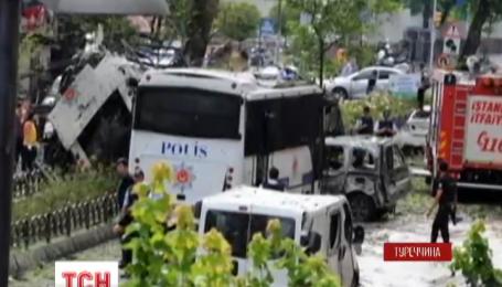 У Стамбулі затримали чотирьох підозрюваних в організації терактів