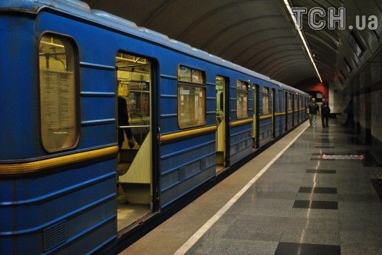 """Інавгурація Зеленського: станцію метро """"Арсенальна"""" зачиняли на вхід"""