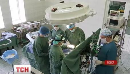 Мальчику, которого нашли в Одессе, сделали операцию