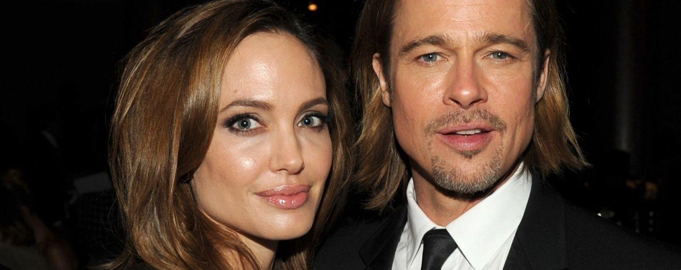 Все-таки правда: Анджелина Джоли разводится с Брэдом Питтом