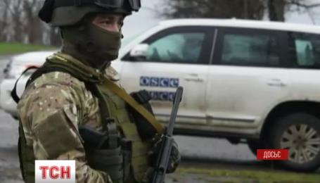 З полону бойовиків звільнили співробітника ОБСЄ