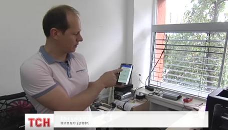Український винахідник розробив жалюзі із сонячними батареями