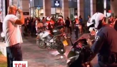 Неизвестные открыли огонь на многолюдной улице Тель-Авива