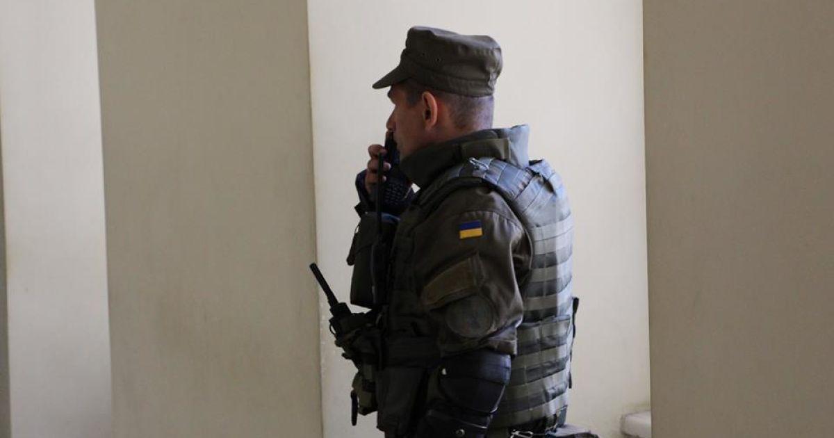 Нападавшими на инкассаторов в Запорожье оказалась банда нацгвардейцев