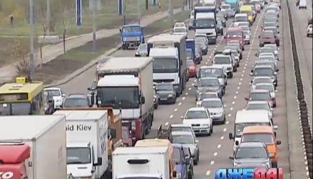 В столице планируют построить новую кольцевую дорогу