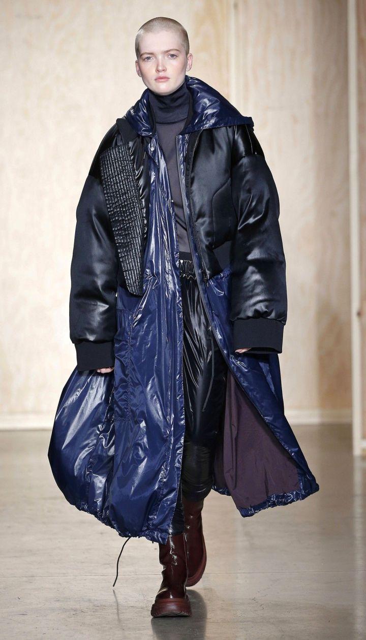 Коллекция DKNY прет-а-порте сезона осень-зима 2016-2017