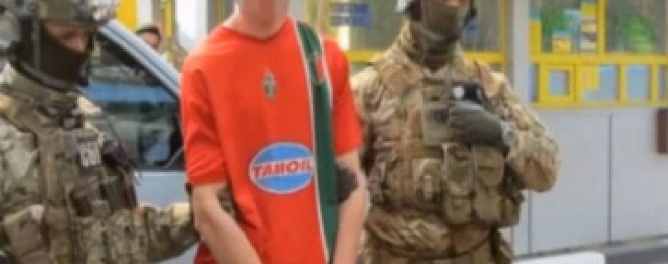 125 кг тротилу та автомати. СБУ знайшла великий арсенал зброї у француза, який готував теракти на Євро-2016