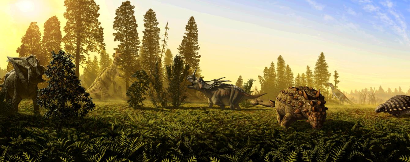 Вчені вважають, що динозаври туркотіли, як голуби
