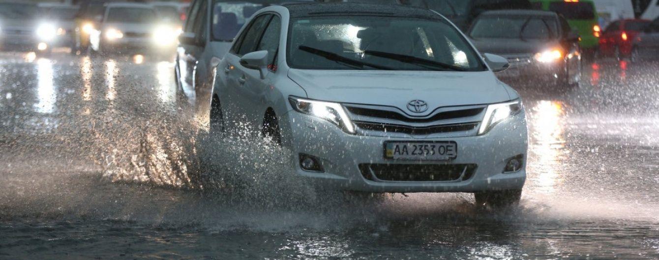 На Київ насувається буревій, пориви вітру сягнуть 20 метрів на секунду