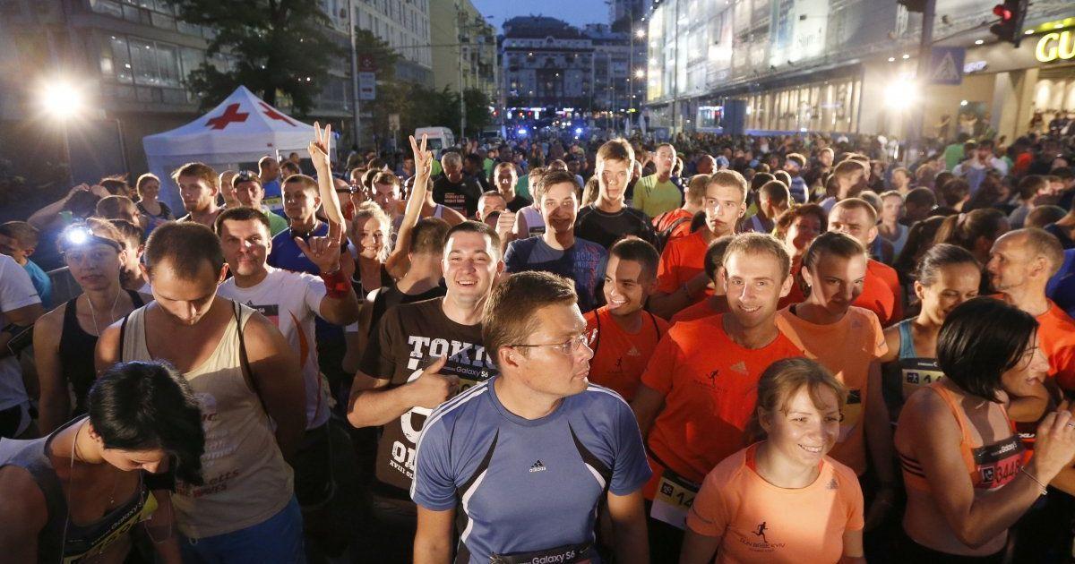 В Киеве на выходных перекроют ряд центральных улиц