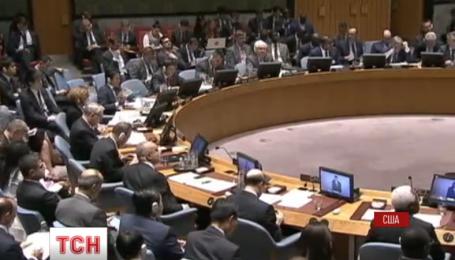 У Нью-Йорку Рада Безпеки ООН обговорила проблеми миротворчих операцій у світі