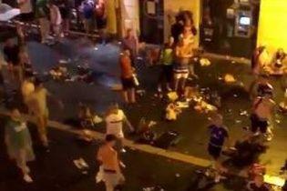 У Франції побилися вболівальники з Польщі та Північної Ірландії – соцмережі
