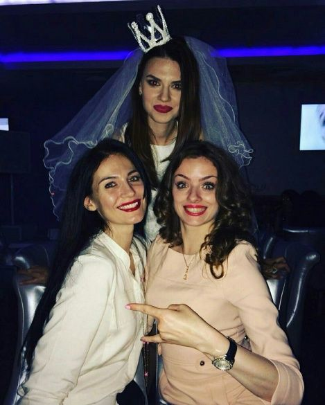 Олександра Лобода вийшла заміжОлександра Лобода вийшла заміж