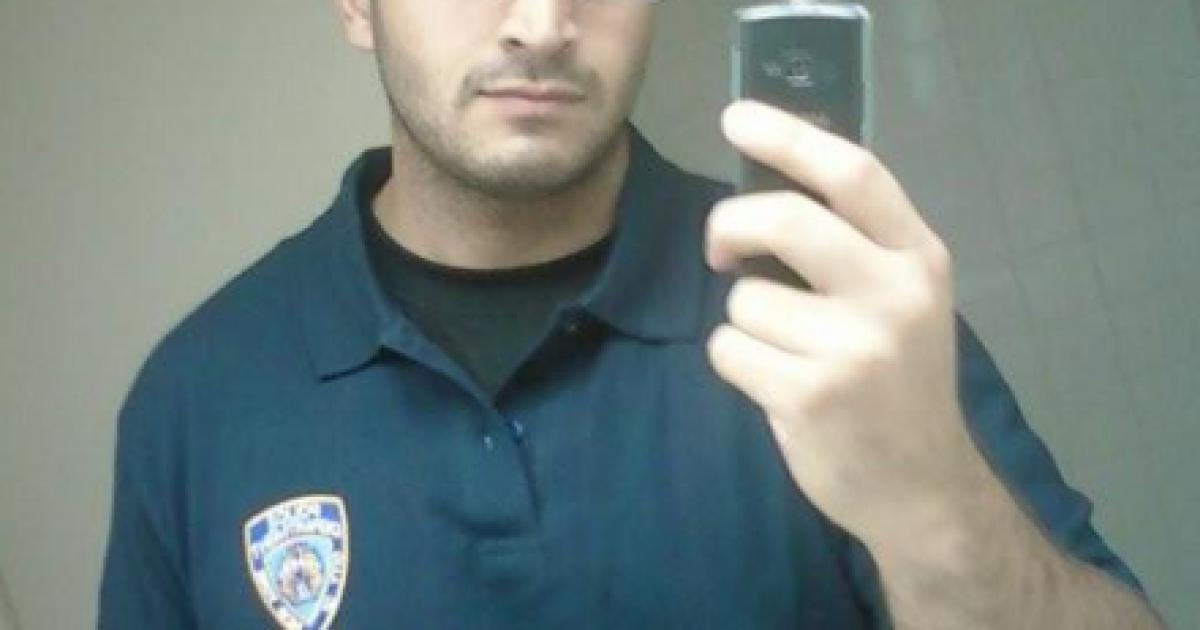Омар Матин, подозреваемый в совершении теракта