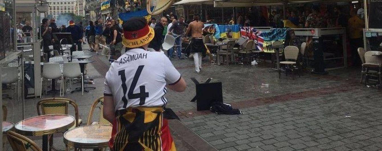 Криваве Євро-2016. Німці напали на українських вболівальників у Ліллі