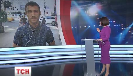 Василий Ломаченко ответил на вопросы ТСН из Нью-Йорка