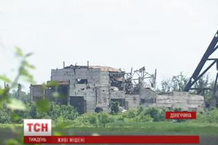 Новые потери на Донбассе. Бетон на шахте Бутовка уже не выдерживает обстрелов боевиков
