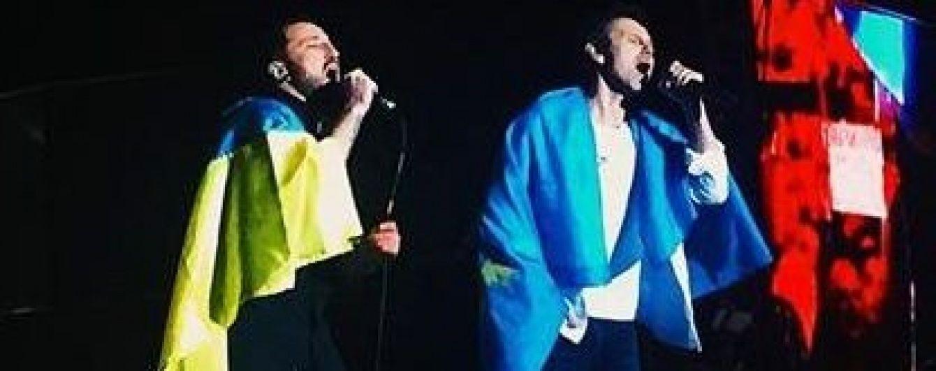 Вакарчук заспівав кримськотатарською на концерті у Львові