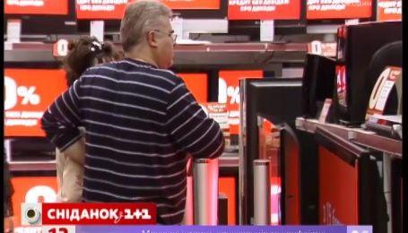 Украинцы активно берут кредиты