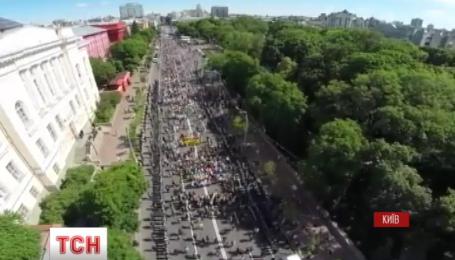 "Amnesty International Ukraine похвалила полицию и власти Киева за организацию ""Марша равенства"""
