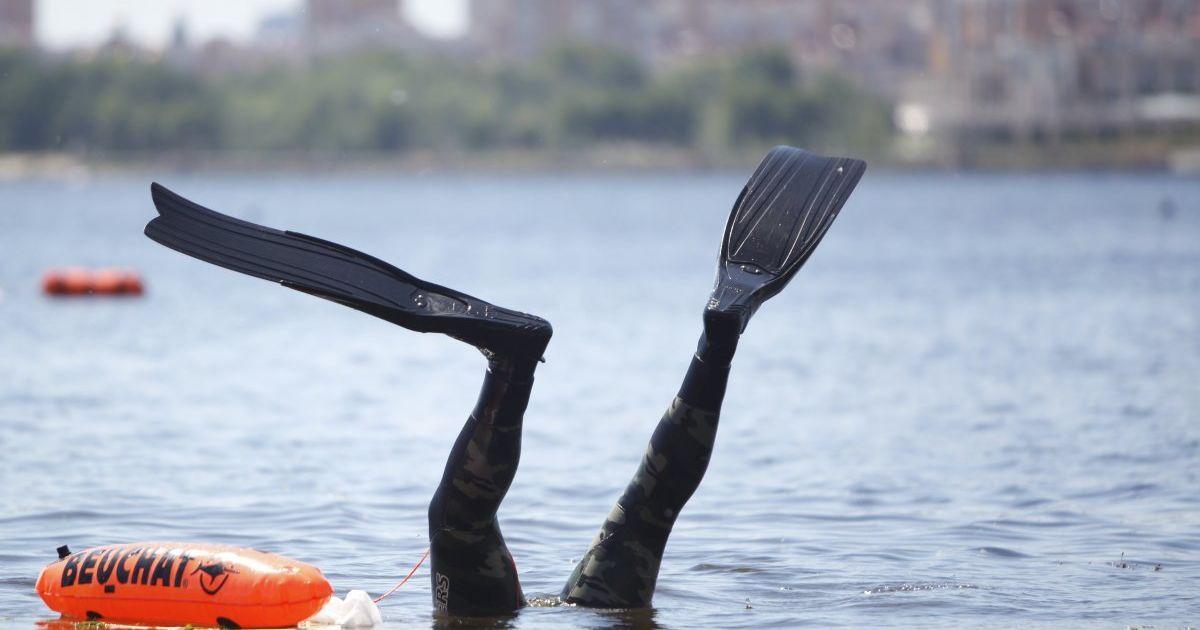 В Україні з'явилася перша в історії жінка-водолаз
