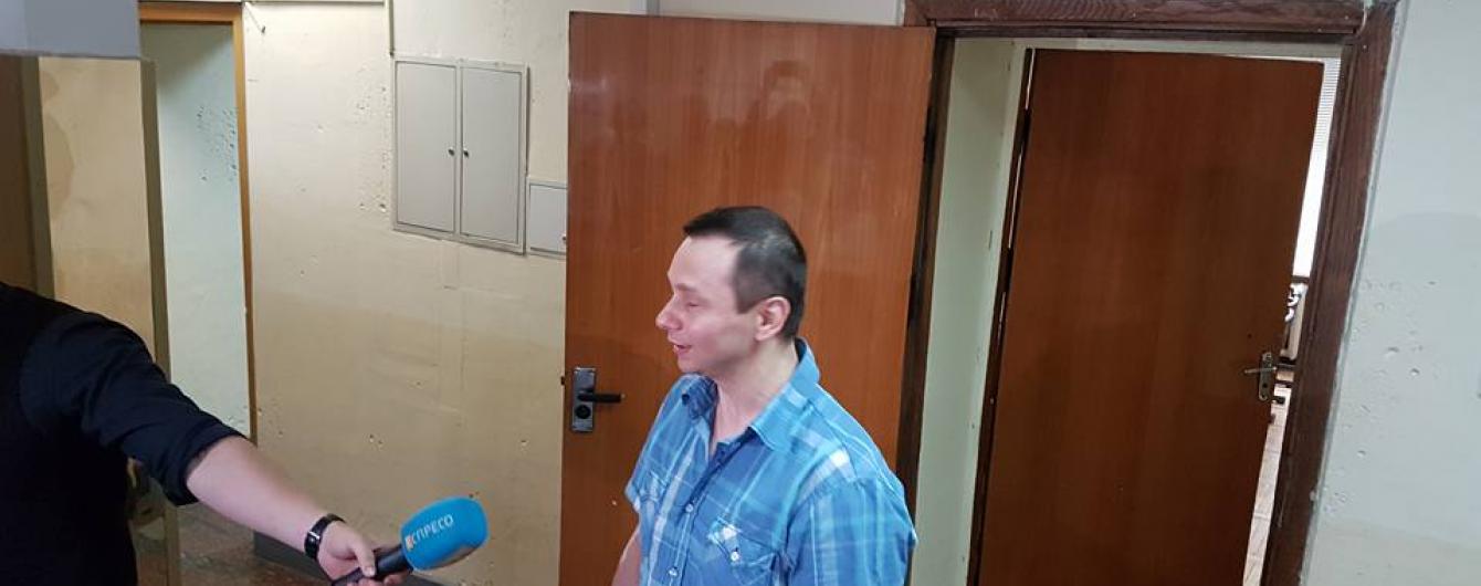 Аккордеонист Игорь Завадский вышел из тюрьмы
