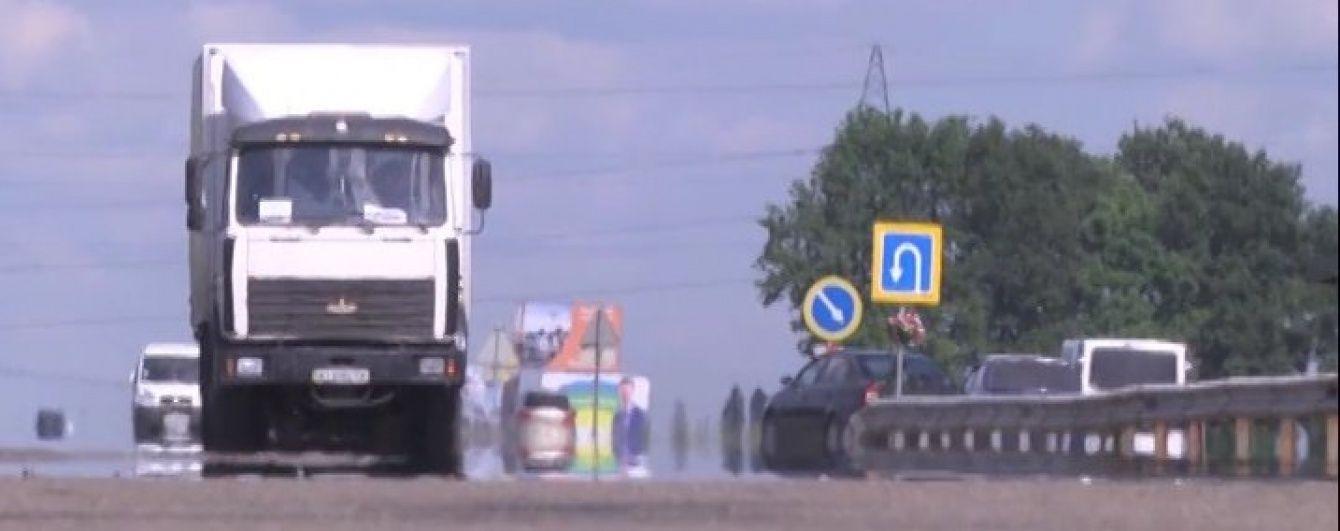 Украинских водителей грузовиков и автобусов ждет переаттестация