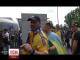 """Журналіст Russia Today намагався спровокувати українських фанатів питаннями про """"карателів"""" на Донбасі"""